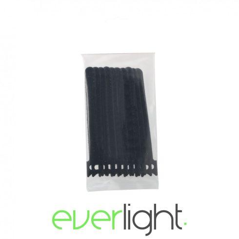 Handy Tépőzáras kábelkötegelő - 150x12mm fekete (10db)
