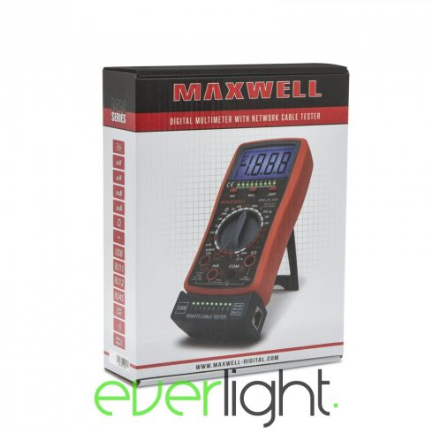 Maxwell MN-25 331 Digitális multiméter