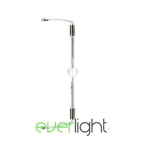 GE CSR6000/DE 125V 6000W 25x51Cyl 165mm Fémhalogén lámpa