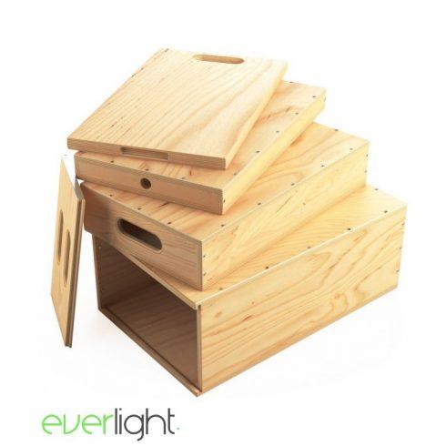 UDNG Apple Box Nested Set (4 darabos)