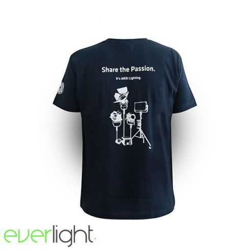 "ARRI Lighting ""Share the Passion"" T-Shirt Men"