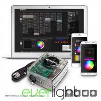 Cameo Light DVC4 512 csatornás DMX vezérlő szoftver + intefész
