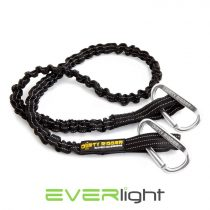Dirty Rigger Lanyard With Double Carabineer