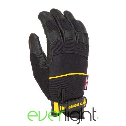"""Dirty Rigger Leather Grip """"XL"""" kesztyű"""