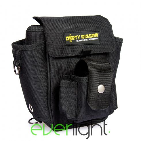 Dirty Rigger Technicians Pouch Black