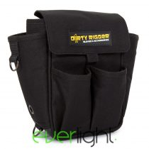 Dirty Rigger Technicians Pouch Black Version 2