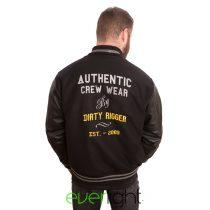 Dirty Rigger Varsity Jacket