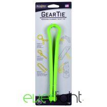 """Gear Tie 2x18"""" (46cm) lime zöld kötöző"""