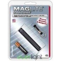MAG-LITE Solitaire fekete, bliszteres