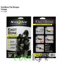 Knotbone Flat állítható gumipók (25-122cm)