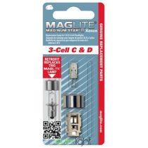 MAG-LITE Xenon Magnum Star II pótizzó 3C/D lámpákhoz (1db)