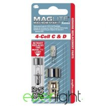 MAG-LITE Xenon Magnum Star II pótizzó 4C/D lámpákhoz (1db)
