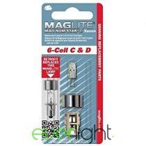 MAG-LITE Xenon Magnum Star II pótizzó 6C/D lámpákhoz (1db)
