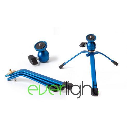 Muraro MU066 Spider állvány kék, gömbfejjel