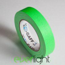 Pro Gaff UV zöld jelölőszalag 25mmx25m