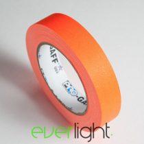 Pro Gaff UV narancssárga jelölőszalag 25mmx25m