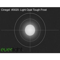Rosco Cinegel 3020 - Light Opal Tough Frost színfólia