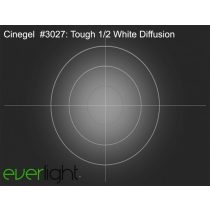 Rosco Cinegel 3027 - Tough 1/2 White Diffusion (1/2 216) színfólia