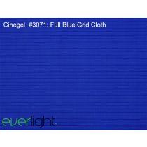 Rosco Cinegel 3071 - Full Blue Grid Cloth színfólia