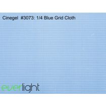 Rosco Cinegel 3073 - 1/4 Blue Grid Cloth színfólia