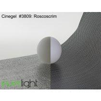 Rosco Cinegel 3809 - Roscoscrim színfólia