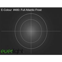 Rosco E-Colour 480 - Full Atlantic Frost színfólia