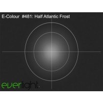 Rosco E-Colour 481 - Half Atlantic Frost színfólia