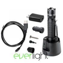 MAG-LITE MAG-TAC TAC tölthető lámpa szett (taktikai fejes)