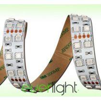 ZDA 5050 Két soros RGB LED szalag