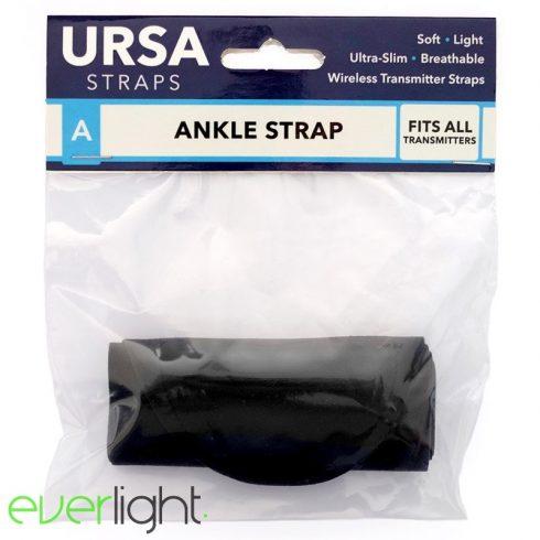 Ursa Ankle Strap BLACK (fekete)